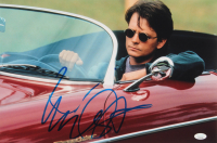 Michael J. Fox Signed 12x18 Photo (JSA COA) at PristineAuction.com