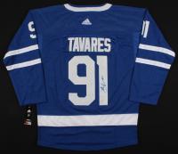 John Tavares Signed Maple Leafs Jersey (PSA COA) at PristineAuction.com
