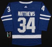 Auston Matthews Signed Maple Leafs Jersey (PSA COA) at PristineAuction.com