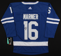 Mitch Marner Signed Maple Leafs Jersey (PSA COA) at PristineAuction.com