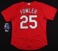 Dexter Fowler Signed Cardinals Jersey (PSA COA) at PristineAuction.com