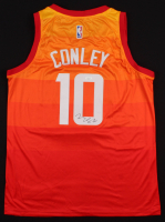 Mike Conley Jr. Signed Jazz Jersey (JSA COA) at PristineAuction.com