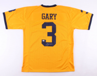 Rashan Gary Signed Jersey (JSA Hologram) at PristineAuction.com