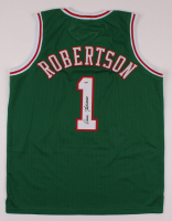 Oscar Robertson Signed Jersey (PSA COA) at PristineAuction.com