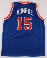 Earl Monroe Signed Jersey (JSA COA) at PristineAuction.com
