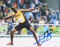 Usain Bolt Signed 8x10 Photo (JSA COA) at PristineAuction.com