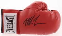 Mike Tyson Signed Everlast Boxing Glove (Schwartz Sports COA) at PristineAuction.com