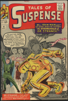 "1963 ""Tales of Suspense"" Issue #41 Marvel Comic Book at PristineAuction.com"