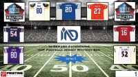 In Demand Autographs HOF Football Jersey Mystery Box - Series 5 at PristineAuction.com