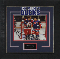 "Matt Doherty Signed ""The Mighty Ducks"" 17x17 Custom Framed Photo Display (Beckett COA) at PristineAuction.com"