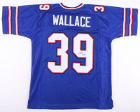 Levi Wallace Signed Jersey (JSA Hologram) at PristineAuction.com
