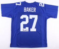 Deandre Baker Signed Jersey (JSA Hologram) at PristineAuction.com