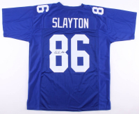 Darius Slayton Signed Jersey (JSA Hologram) at PristineAuction.com