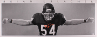 "Brian Urlacher Signed Bears ""Bear Hug"" 15.75x40 Photo (Beckett COA) at PristineAuction.com"