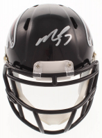 Michael Vick Signed Falcons Speed Mini-Helmet (JSA COA) at PristineAuction.com
