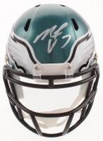 Michael Vick Signed Eagles Speed Mini Helmet (JSA COA) at PristineAuction.com