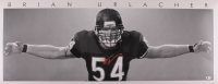 "Brian Urlacher Signed Bears ""Bear Hug"" 15.75x40 Photo (Beckett COA) at PristineAuction.com"