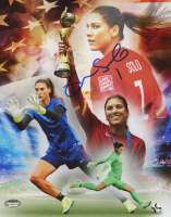 Hope Solo Signed 8x10 Photo (Schwartz COA) at PristineAuction.com