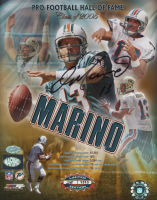 Dan Marino Signed Dolphins 8x10 Photo (Mounted Memories COA & Marino Hologram) at PristineAuction.com