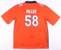 Von Miller Signed Broncos Jersey (JSA COA) at PristineAuction.com