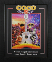 """Coco"" 20x24 Custom Framed Photo Display at PristineAuction.com"