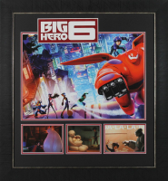 """Big Hero 6"" 24x28 Custom Framed Photo Display at PristineAuction.com"