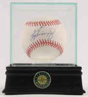 Ken Griffey Jr. Signed OAL Baseball with Display Case (PSA COA) at PristineAuction.com