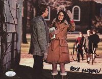 "Ali MacGraw & Ryan O'Neal Signed 8x10 Photo Inscribed ""Peace"" (JSA COA) at PristineAuction.com"