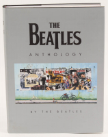 """""""The Beatles Anthology"""" Hardcover Book at PristineAuction.com"""
