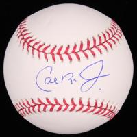 Cal Ripken Jr. Signed OML Baseball (Beckett COA) at PristineAuction.com