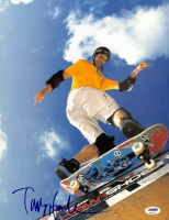 Tony Hawk Signed 11x14 Photo (PSA COA) at PristineAuction.com