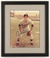 Al Kaline Signed Tigers 12.25x14.25 Custom Framed Photo (JSA COA) at PristineAuction.com