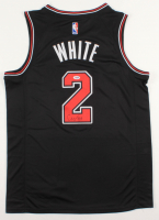 Coby White Signed Bulls Jersey (PSA COA) at PristineAuction.com