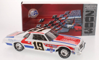 Dale Earnhardt LE NASCAR #19 Beldon Asphalt 1977 Malibu -1:24 Scale Die Cast Car at PristineAuction.com