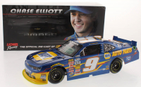 Chase Elliott Signed LE NASCAR #9 Napa 2014 Camaro -1:24 Scale Die Cast Car (JR Motorsports Hologram) at PristineAuction.com