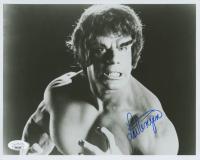 "Lou Ferrigno Signed ""The Incredible Hulk"" 8x10 Photo (JSA COA) at PristineAuction.com"