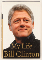 "Bill Clinton Signed ""My Life"" Hardcover Book (JSA COA) at PristineAuction.com"