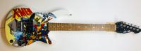 """Stan Lee Signed """"X-Men"""" Electric Guitar (JSA COA & Lee Hologram) at PristineAuction.com"""