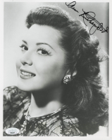 Ann Rutherford Signed 8x10 Photo (JSA COA) at PristineAuction.com