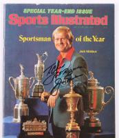 "Jack Nicklaus Signed 1978-79 Sports Illustrated Magazine Inscribed ""Best Regards"" (JSA COA) at PristineAuction.com"