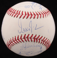 2005 White Sox World Series Champions Team-Signed Baseball by (12) with Ozzie Guillen, Bobby Jenks, Brian Anderson, Joe Crede (MAB Hologram) at PristineAuction.com