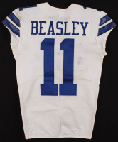 Cole Beasley Game-Used Cowboys Jersey (RP LOA) at PristineAuction.com