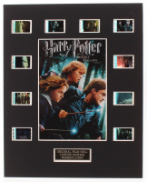 """""""Harry Potter & the Deathly Hallows – Part 1"""" LE 8x10 Custom Matted Original Film / Movie Cell Display at PristineAuction.com"""