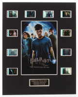 """""""Harry Potter and the Order of the Phoenix"""" LE 8x10 Custom Matted Original Film / Movie Cell Display at PristineAuction.com"""