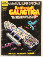 """1978 """"Marvel Super Special: Battlestar Galactica"""" Issue #1 First Issue Comic Book at PristineAuction.com"""