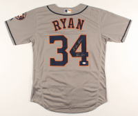 "Nolan Ryan Signed Astros Jersey Inscribed ""The Ryan Express"" (PSA COA) at PristineAuction.com"