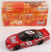 Dale Earnhardt Jr. LE #8 Budweiser 1999 Monte Carlo Car Bank 1:24 Scale Stock Car Coin Bank at PristineAuction.com