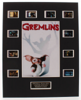 """""""Gremlins"""" LE 8x10 Custom Matted Original Film / Movie Cell Display at PristineAuction.com"""