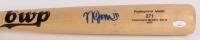 Nolan Jones Signed Game-Used BWP Pro Model Baseball Bat (JSA Hologram) at PristineAuction.com