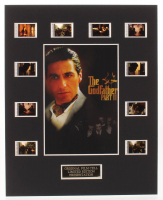 """""""The Godfather Part II"""" LE 8x10 Custom Matted Original Film / Movie Cell Display at PristineAuction.com"""